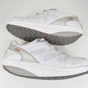 1e139324c792 MBT Shoes - MBT Mens 11.5 Sport 2 Leather Walking Shoes White